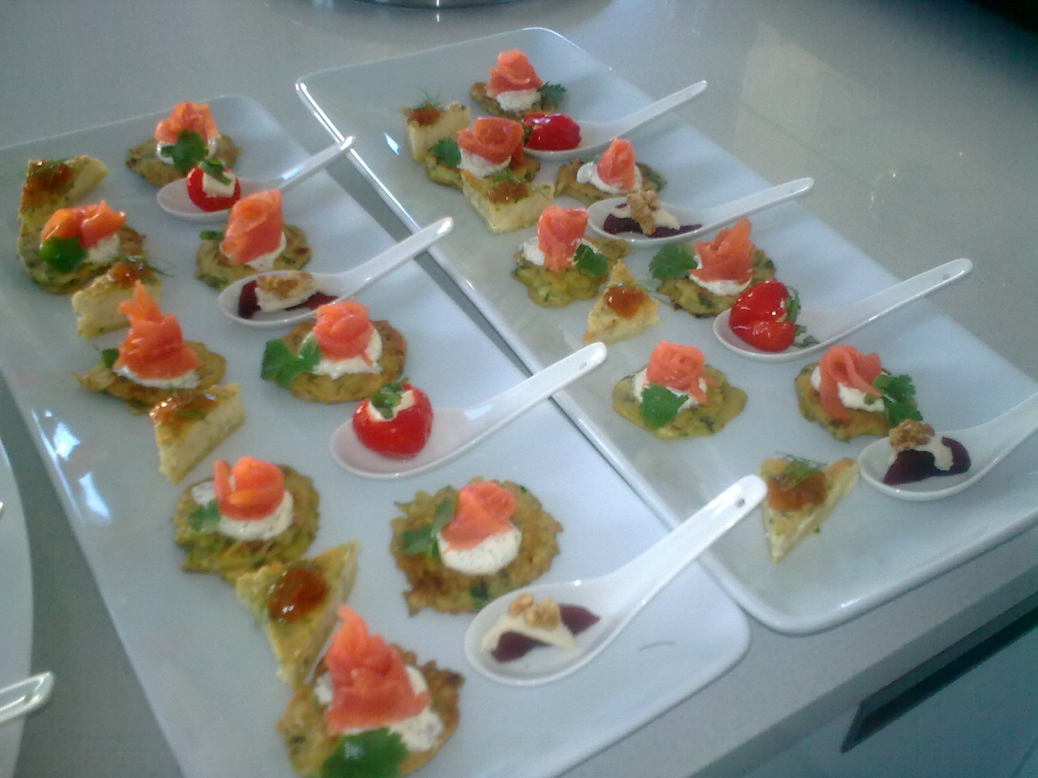 Personal chef service the food crew cape town for Canape platters cape town