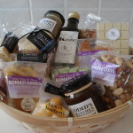 A lovely gift of local products