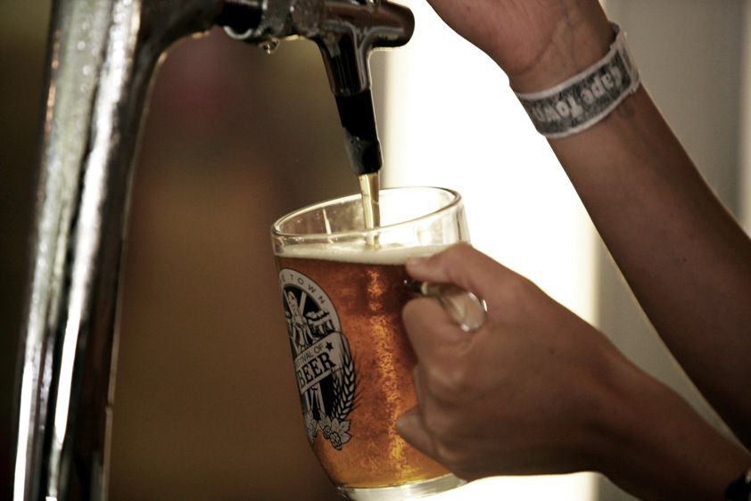 Double Ticket Give Away for The Cape Town Festival of Beer